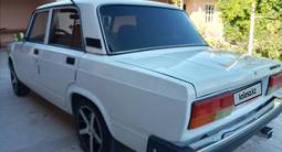 ВАЗ (Lada) 2107 2010 года за 1 500 000 тг. в Туркестан
