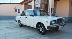 ВАЗ (Lada) 2107 2010 года за 1 500 000 тг. в Туркестан – фото 4