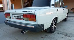 ВАЗ (Lada) 2107 2010 года за 1 500 000 тг. в Туркестан – фото 5