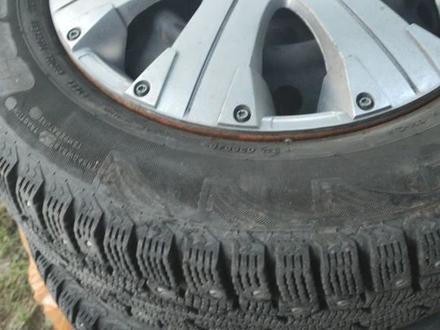 Шипованная Резина на железных дисках за 65 000 тг. в Алматы