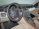 Land Rover Range Rover 2006 года за 4 990 000 тг. в Шымкент – фото 5