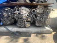 Двигатель на Ниссан Пресаж 2.4л за 190 000 тг. в Алматы