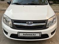 ВАЗ (Lada) Granta 2190 (седан) 2018 года за 3 150 000 тг. в Алматы