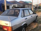 ВАЗ (Lada) 21099 (седан) 2002 года за 650 000 тг. в Актобе – фото 4