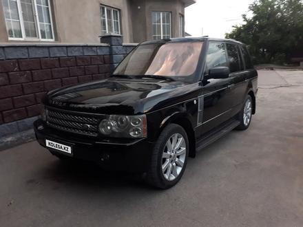 Land Rover Range Rover 2006 года за 6 100 000 тг. в Алматы