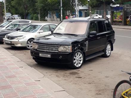 Land Rover Range Rover 2006 года за 6 100 000 тг. в Алматы – фото 11