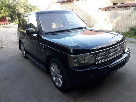 Land Rover Range Rover 2006 года за 6 100 000 тг. в Алматы – фото 2