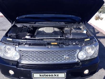 Land Rover Range Rover 2006 года за 6 100 000 тг. в Алматы – фото 6