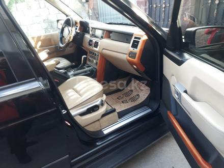 Land Rover Range Rover 2006 года за 6 100 000 тг. в Алматы – фото 7