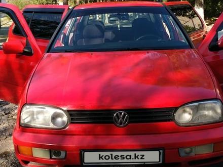 Volkswagen Golf 1996 года за 1 950 000 тг. в Шымкент