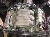 Двигатель из Японии на audi a6c6 за 101 010 тг. в Алматы