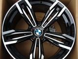 Новые диски R18 для BMW за 180 000 тг. в Шымкент – фото 5