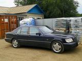 Mercedes-Benz S 320 1996 года за 4 300 000 тг. в Актобе – фото 2