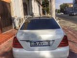 Mercedes-Benz S 350 2008 года за 6 000 000 тг. в Шымкент – фото 4