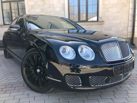 Bentley Continental Flying Spur 2009 года за 26 999 999 тг. в Караганда