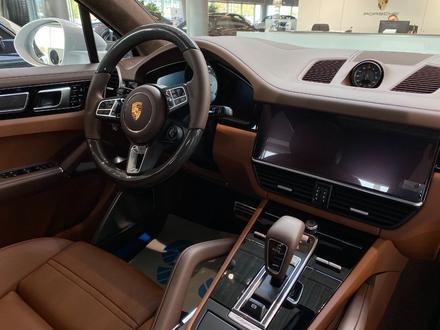 Porsche Cayenne 2020 года за 89 797 000 тг. в Алматы – фото 6