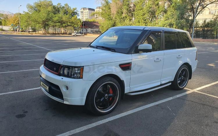 Land Rover Range Rover Sport 2012 года за 12 500 000 тг. в Алматы