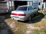 ВАЗ (Lada) 2110 (седан) 2002 года за 600 000 тг. в Петропавловск