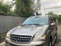 Mercedes-Benz ML 350 2006 года за 5 200 000 тг. в Алматы