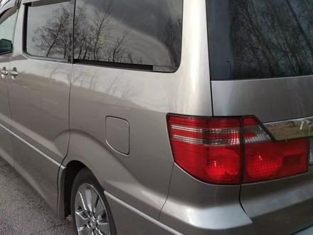Toyota Alphard 2004 года за 6 000 000 тг. в Петропавловск – фото 19