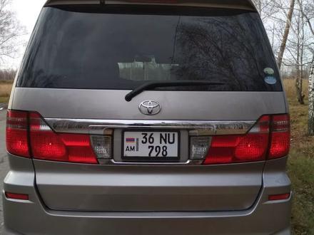 Toyota Alphard 2004 года за 6 000 000 тг. в Петропавловск – фото 7