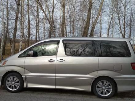 Toyota Alphard 2004 года за 6 000 000 тг. в Петропавловск – фото 8