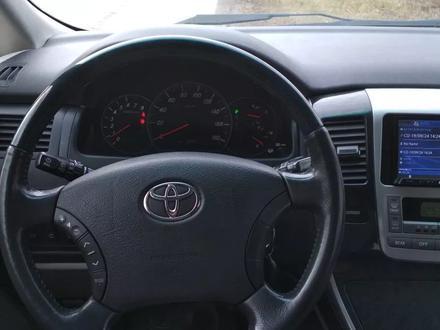 Toyota Alphard 2004 года за 6 000 000 тг. в Петропавловск – фото 10