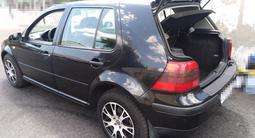 Volkswagen Golf 1998 года за 2 500 000 тг. в Тараз – фото 3