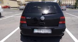 Volkswagen Golf 1998 года за 2 500 000 тг. в Тараз – фото 5
