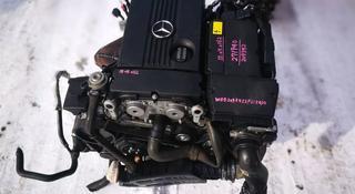 Двигатель коробка 271-компрессор на мерседес w203/204/211/212/ за 9 999 тг. в Алматы