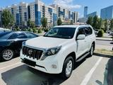 Toyota Land Cruiser Prado 2017 года за 17 950 000 тг. в Нур-Султан (Астана) – фото 2