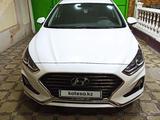 Hyundai Sonata 2019 года за 8 500 000 тг. в Тараз – фото 5