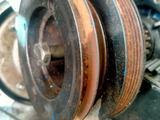 Шкив коленвала pajero 2.3 л 12 клапанный за 20 000 тг. в Алматы