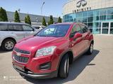 Chevrolet Tracker 2013 года за 4 400 000 тг. в Алматы