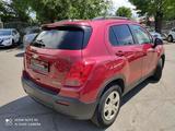 Chevrolet Tracker 2013 года за 4 400 000 тг. в Алматы – фото 4