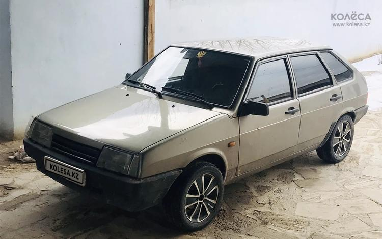 ВАЗ (Lada) 2109 (хэтчбек) 2003 года за 700 000 тг. в Жанаозен