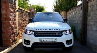 Land Rover Range Rover Sport 2014 года за 19 000 000 тг. в Алматы