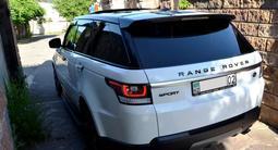 Land Rover Range Rover Sport 2014 года за 19 000 000 тг. в Алматы – фото 5