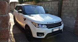 Land Rover Range Rover Sport 2014 года за 19 000 000 тг. в Алматы – фото 3