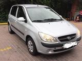 Hyundai Getz 2009 года за 2 900 000 тг. в Алматы – фото 3
