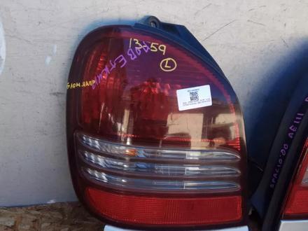 На Тойоту Королла Спасио Spacio рестайл фонарь левый и правый за 30 000 тг. в Алматы – фото 2