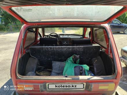 ВАЗ (Lada) 2121 Нива 1991 года за 800 000 тг. в Лисаковск – фото 10
