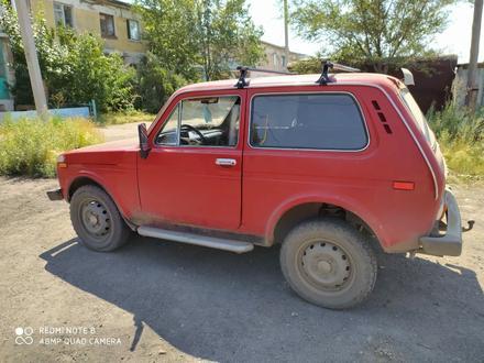 ВАЗ (Lada) 2121 Нива 1991 года за 800 000 тг. в Лисаковск – фото 11