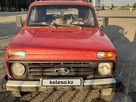 ВАЗ (Lada) 2121 Нива 1991 года за 800 000 тг. в Лисаковск – фото 12