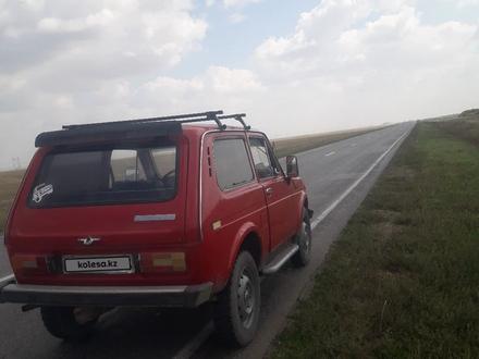 ВАЗ (Lada) 2121 Нива 1991 года за 800 000 тг. в Лисаковск