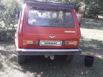 ВАЗ (Lada) 2121 Нива 1991 года за 800 000 тг. в Лисаковск – фото 3