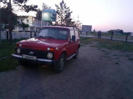 ВАЗ (Lada) 2121 Нива 1991 года за 800 000 тг. в Лисаковск – фото 5