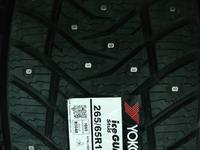 Новые зимние шины в Астане 265/65 r17 Yokohama IG65. за 60 000 тг. в Нур-Султан (Астана)
