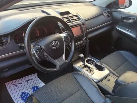 Toyota Camry 2014 года за 8 000 000 тг. в Алматы – фото 5