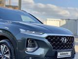Hyundai Santa Fe 2019 года за 14 400 000 тг. в Караганда – фото 4